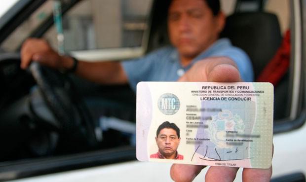 Nuevos Requisitos para obtener licencia.